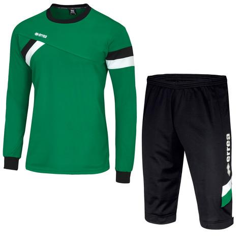FIRST setti, Väri: vihreä/musta valkoinen