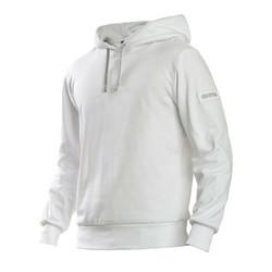 Yucon collegehuppari väri: Valkoinen