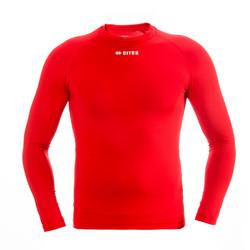 ERMES, pitkähihainenpaita tekninen asuspaita väri: punainen