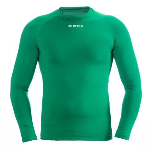 ERMES, pitkähihainen tekninen asuspaita väri: vihreä