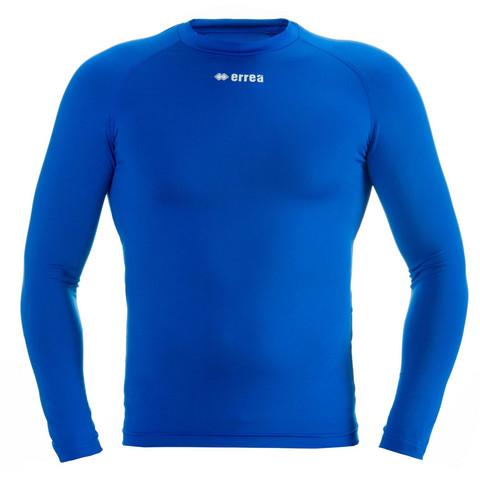 ERMES, pitkähihainen tekninen asuspaita väri: sininen