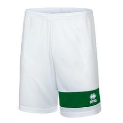 MARCUS shortsi väri: valko/vihreä