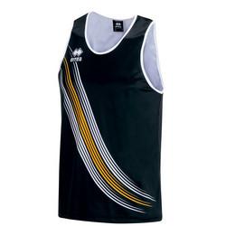 Levante   miesten juoksupaita väri: musta/valko/amber