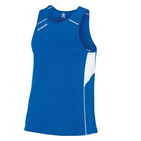 Sammy miesten juoksupaita väri: sini/valkoinen