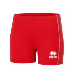 PREMIER naisten shortsi väri: punainen