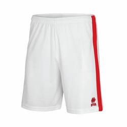 BOLTON shortsi, väri: valko/punainen