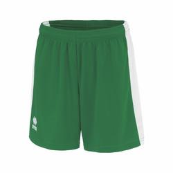 Rachele naisten shortsi,väri: vihreö/valkoinen