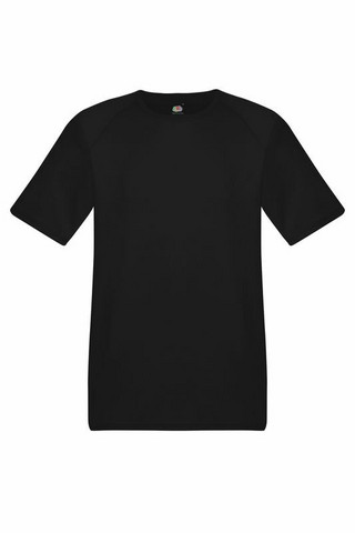 Performance tekninen paita väri: musta