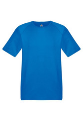 Performance tekninen paita väri: sininen