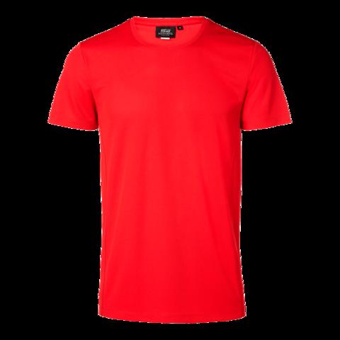 Function T-paita väri: punainen