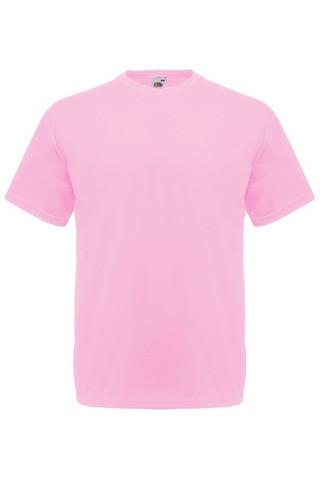 Puuvilla T-paita, vaaleanpunainen