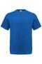 Puuvilla T-paita, sininen