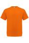 Puuvilla T-paita, oranssi