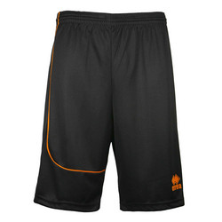 CHECOV koripalloshortsi väri :musta/oranssi
