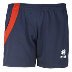 NICOLE naisten shortsi,väri: navy/ punainen