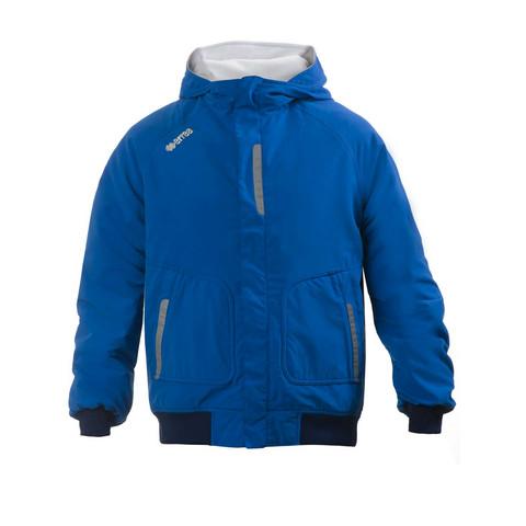 UNIVERSITY talvitakki väri: sininen