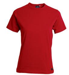 FIGHTER Naisten T-paita väri: punainen