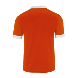 Amburgo lyhythihainen pelipaita väri: Oranssi/valko