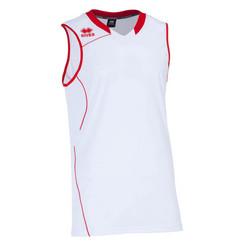 DALLAS koripallopaita Väri: Valko/punainen