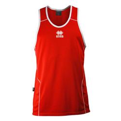 Sun miesten juoksupaita väri: puna/valko