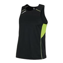 Sammy miesten juoksupaita väri: musta/neonvihreä