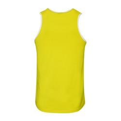 BOLT miesten juoksupaita väri: NEONKELTA/VALKOINEN