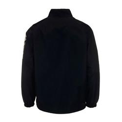 EDMONTON (RIB WIND) sade-/ lämmittelytakki väri: musta