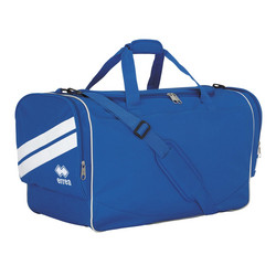 IVOR MEDIA laukku väri:sini/valkoinen