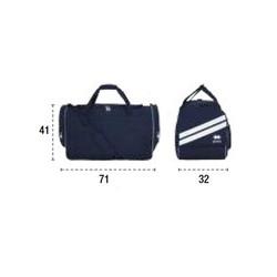 IVOR GRANDE laukku väri :navy/punainen