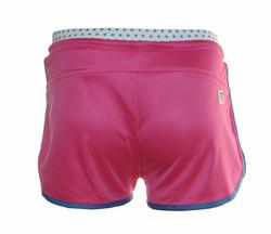 NEILA naisten shortsi,väri: fuxia