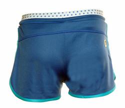 NEILA naisten shortsi,väri: cobolt