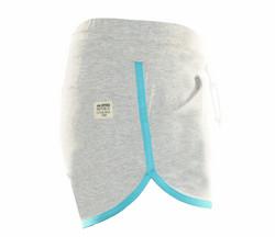 FABIANE naisten shortsi,väri: harmaa