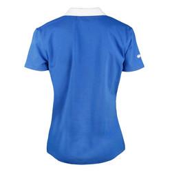 JANE  naisten pikeepaita väri: sini/valkoinen