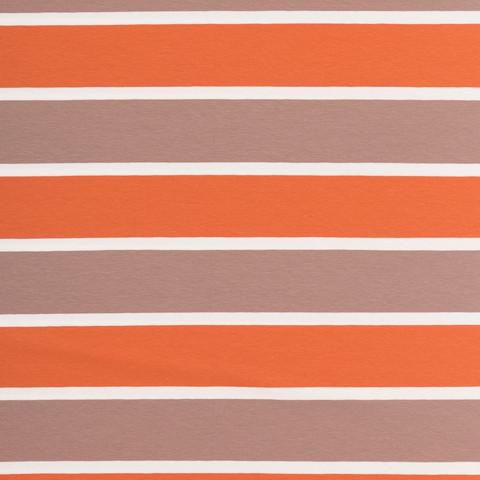 Oranssi/beige raidat
