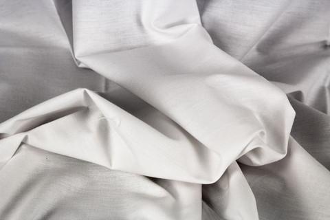 Puuvillakangas, valkoinen