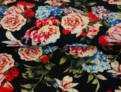 Ruusu, digiprintti