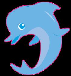 Delfiini, tuloste