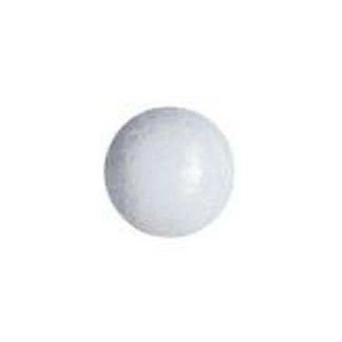 Puuhelmi, valkoinen 15mm, 6032001