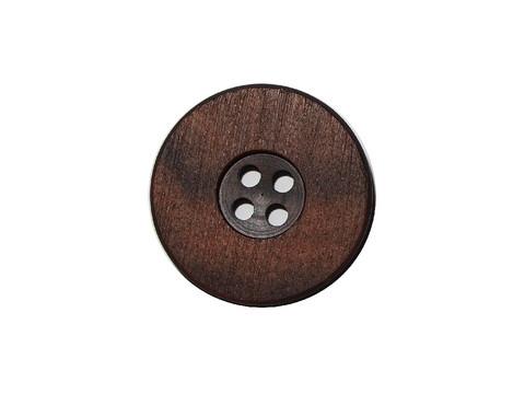 Ruskea nappi, 0017