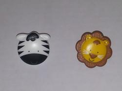 seepra ja leijona nappi, 30064, 30067