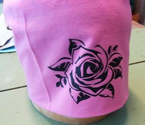 Silityskuva Ruusu