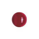 Puuhelmi, punainen 15mm