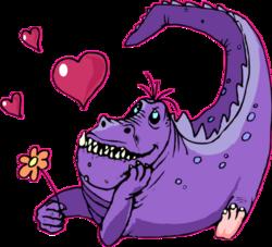 Dino3, sydämet, tuloste