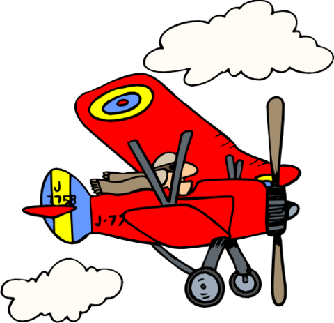 Lentokone, tuloste