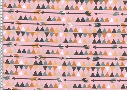 Pipopala, Nuolet vaaleanpunainen