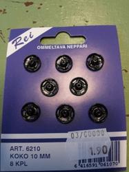 Ommeltava neppari, 10mm, 6110, 6210