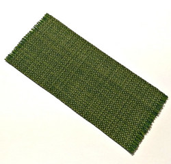 Nukkekodin Iso matto  - Vihreä