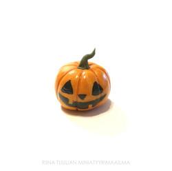 Miniatyyri Halloween -kurpitsa