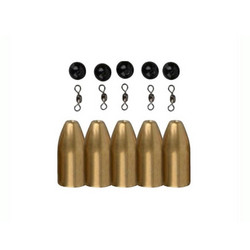 Savage Gear Brass Bullet Kit 4-5st/förp