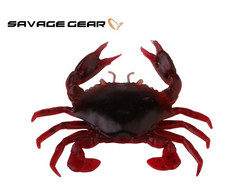 Red & Black Crab 2,5cm 5 kpl